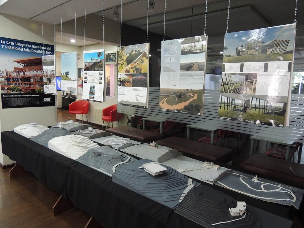 Proyecto 1 - Proyecto parador en canteras del Parque Rodó