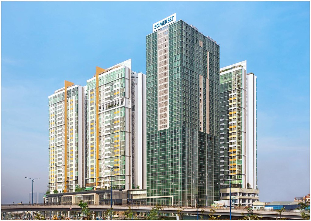 The Vista An Phú CapitaLand quận 2