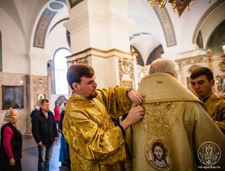 08.07.2019   Литургия в Покровском соборе