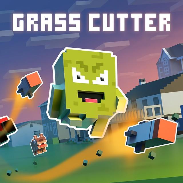 Grass Cutter – Mutated Lawns