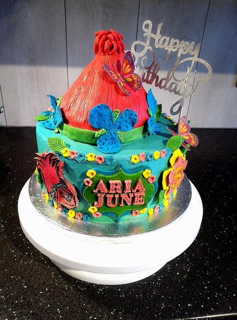 Cake by Sweet Dream Bakery