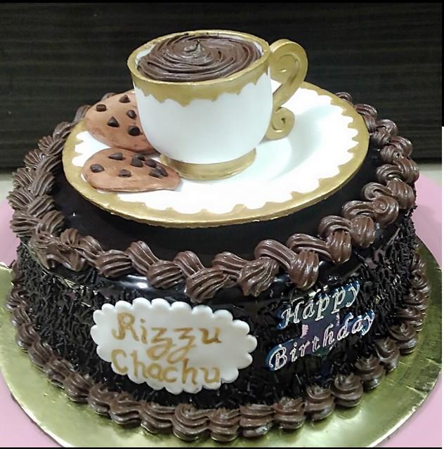 Cake by Namrata Shukla