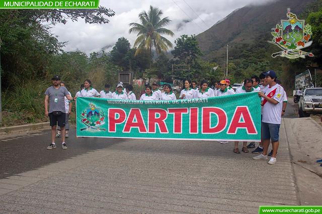 Maratón Echarati 2019