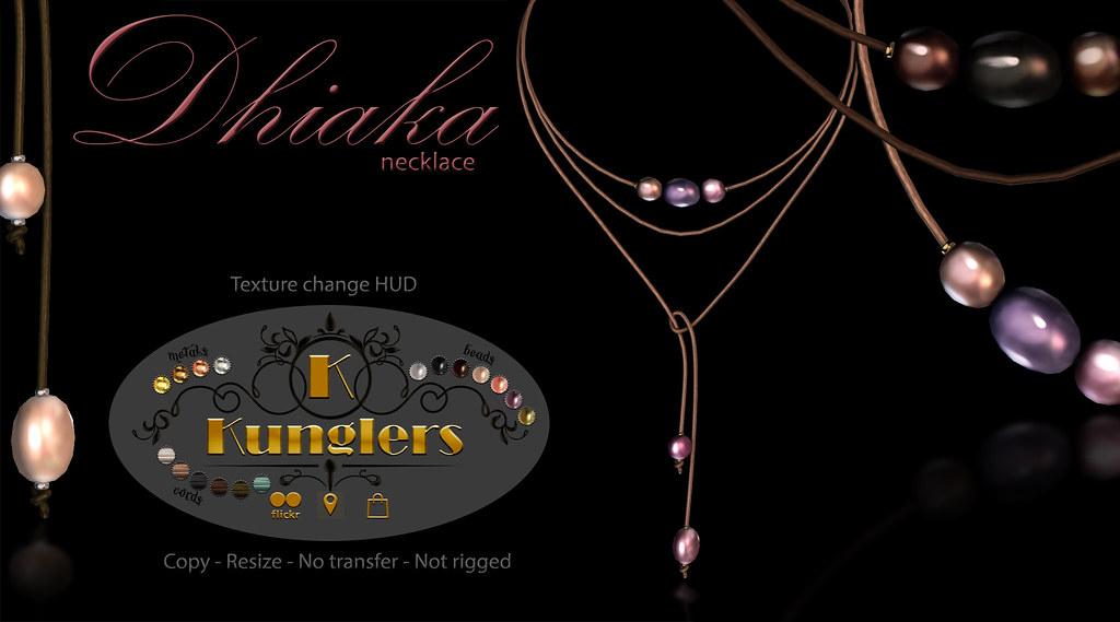 KUNGLERS – Dhiaka necklace vendor