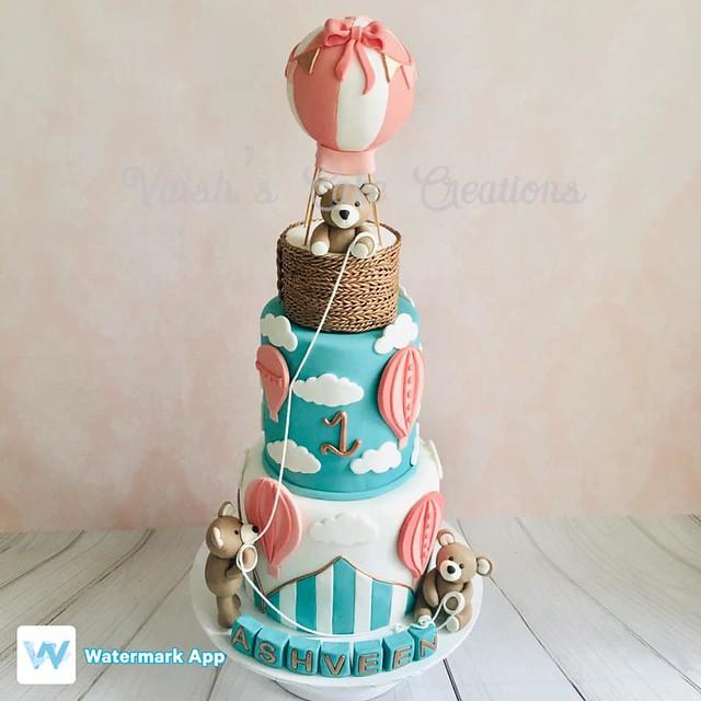 Cake by Vaish's Cake Creations