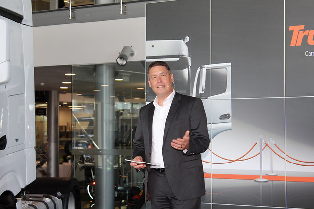 Ulrich Loebich, Head of Used Business Mercedes-Benz Trucks