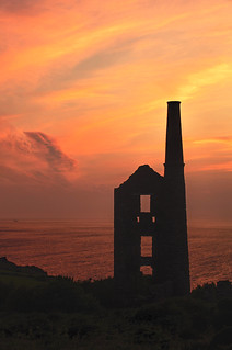 Carn Galver Engine House, Nr. Zennor, Cornwall