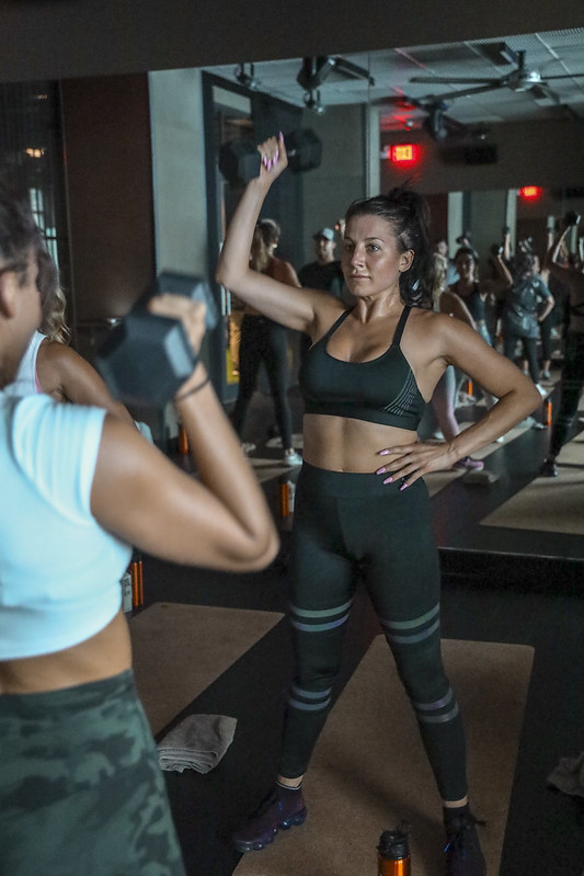 Performix House Workout with Devon Levesque and DAHlicious