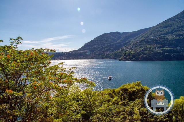 Lago Como - @viajandoconlucas