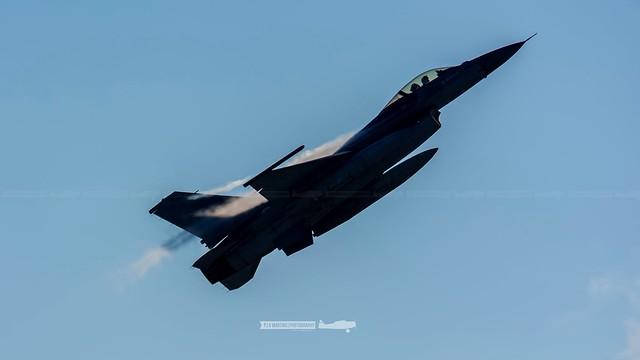 15101 General Dynamics F-16MLU