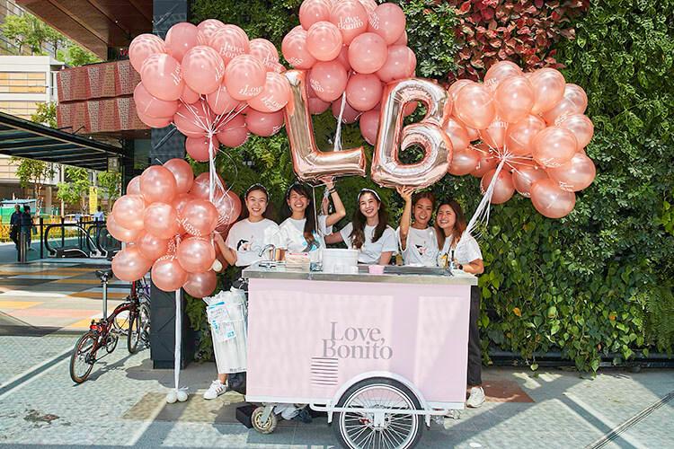 Love Bonito at Funan Mall