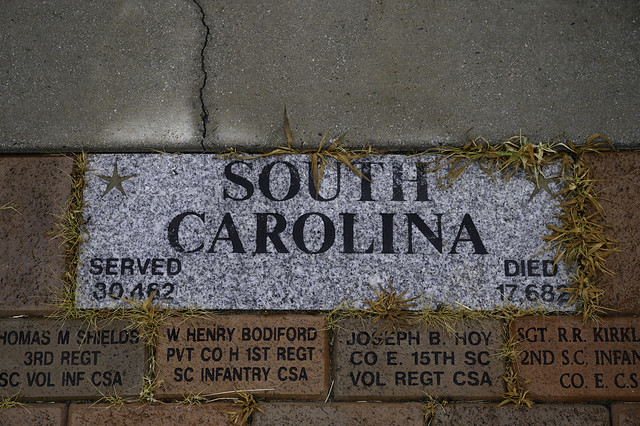 South Carolina Paid the Highest Price