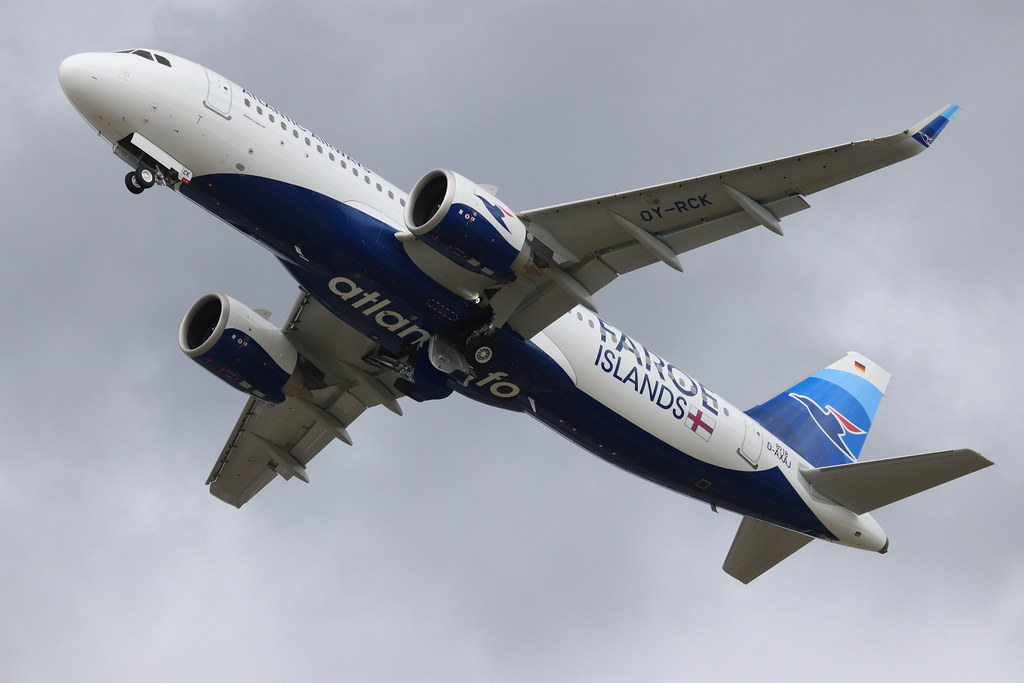 Image result for atlantic airways a320neo