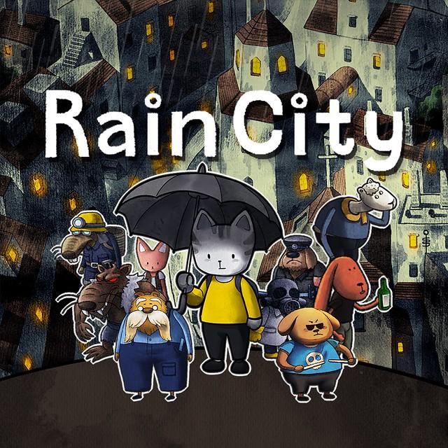 Rain City