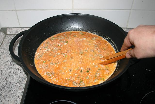24 - Verrühren & aufkochen lassen / Stir & bring to a boil