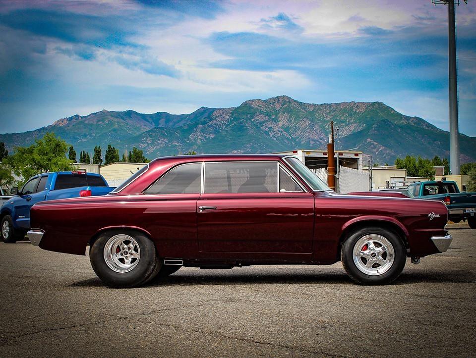 Rambler Rouge 1966