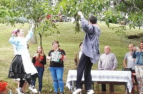 Markina-Xemeingo San Martin auzoko jaiak 2019