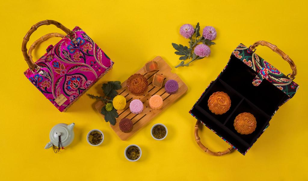 Hilton Singapore Mooncakes 2019 - Limited Edition Designer Handbag Collection