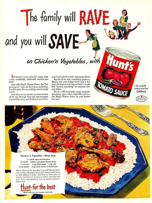 Hunt's 1948
