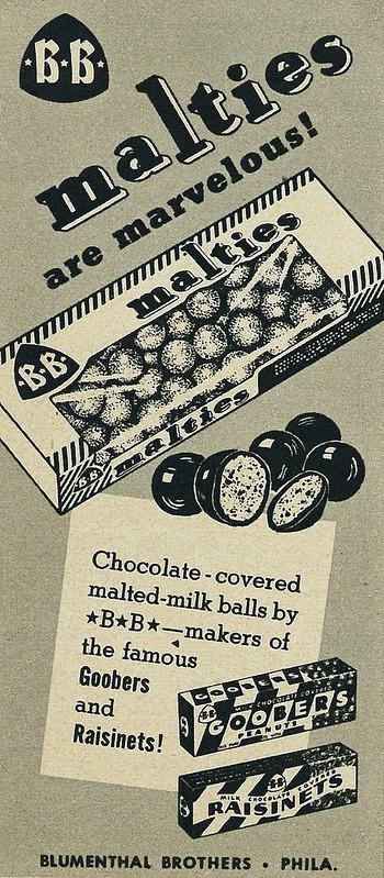 B*B Malties 1950