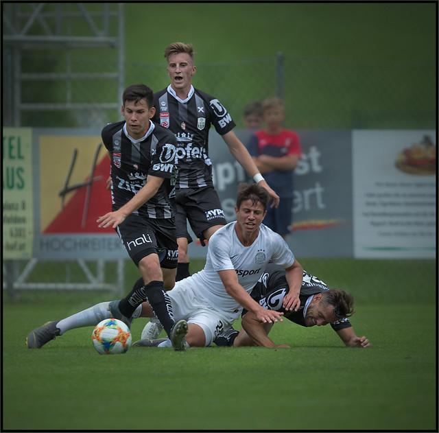 Testmatch LASK Linz - Sparta Prag