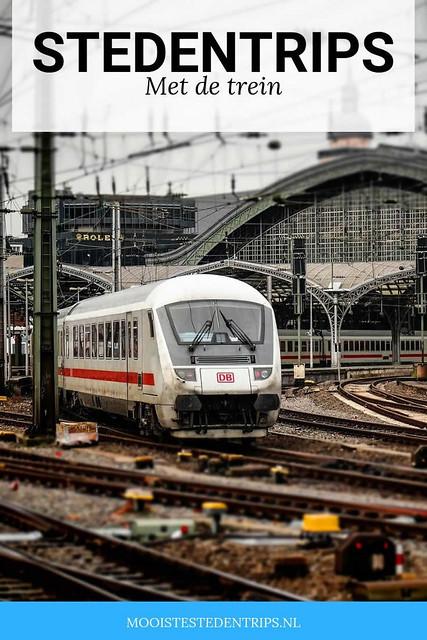 Sedentrips met de trein: 7x verrassende stedentrips met de trein | Mooistestedentrips.nl