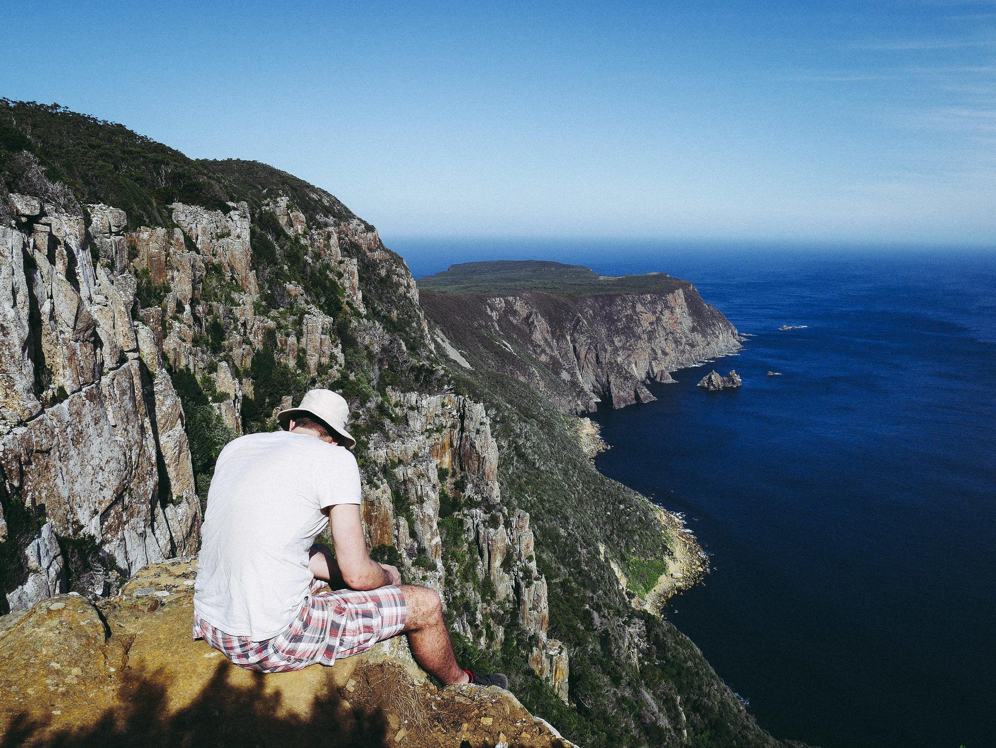 Cape Raoul, Tasman Peninsula