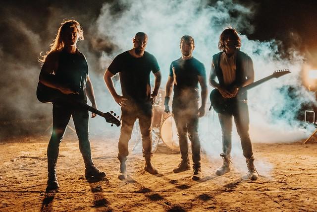 美國力量金屬樂團 The Offering 釋出新曲影音 Ultraviolence
