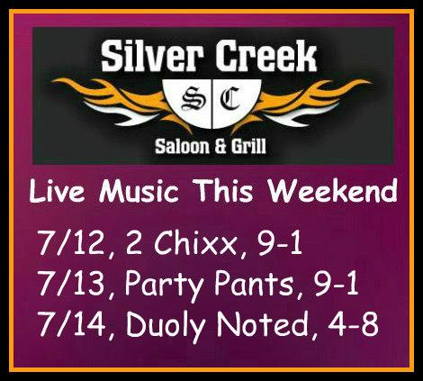 Silver Creek Poster 7-12-19