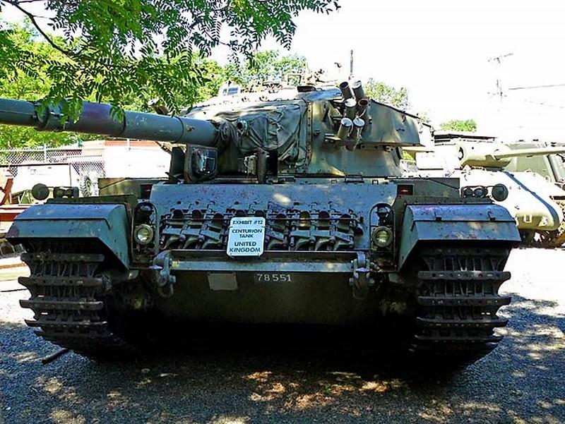 百夫长战坦克4
