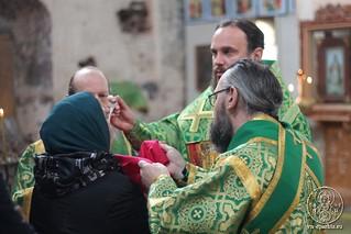 06.07.2019 | Престольный праздник в Михаило-Клопском монастыре