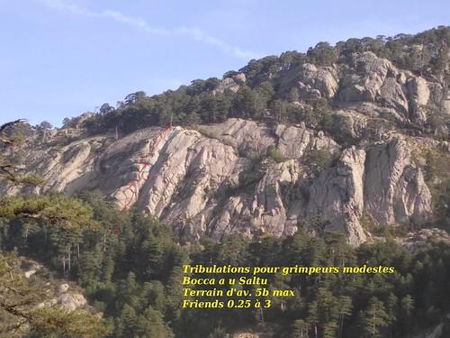 tribulations pour grimpeurs modestes