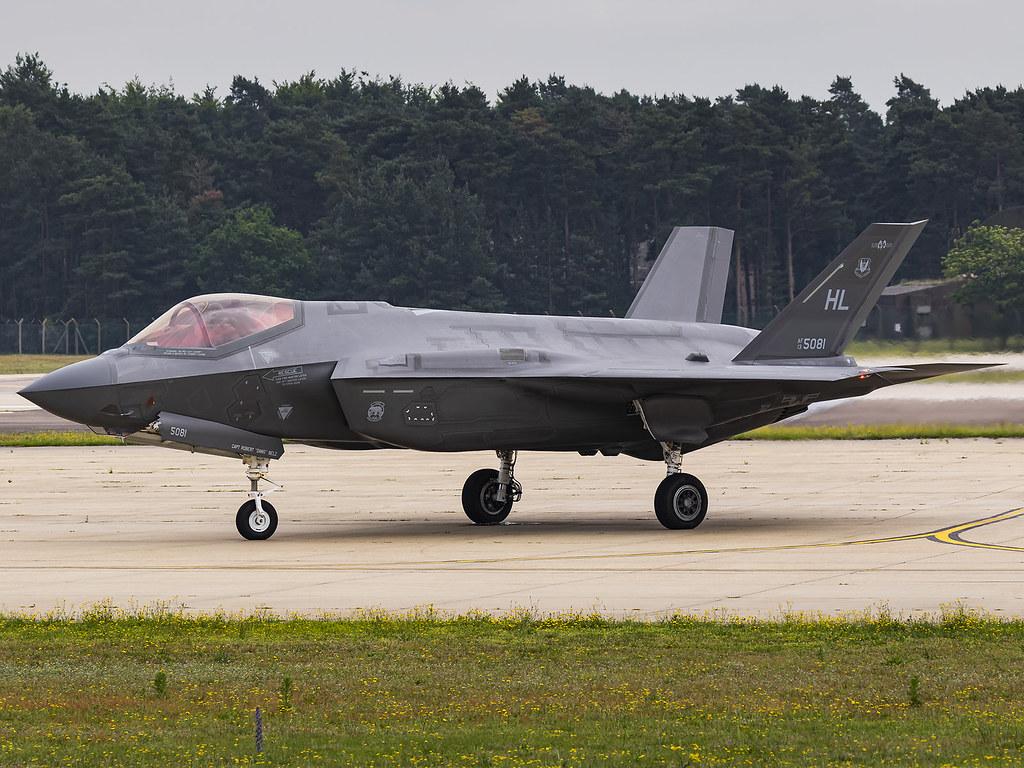 United States Air Force | Lockheed Martin F-35A Lightning II | 13-5081