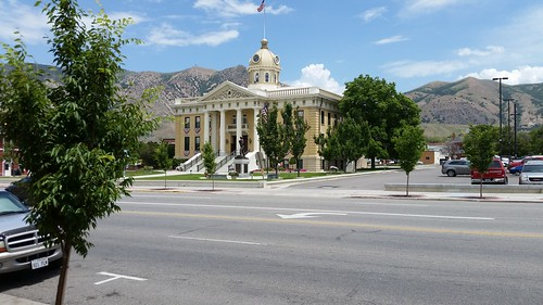 Box Elder County Courthouse