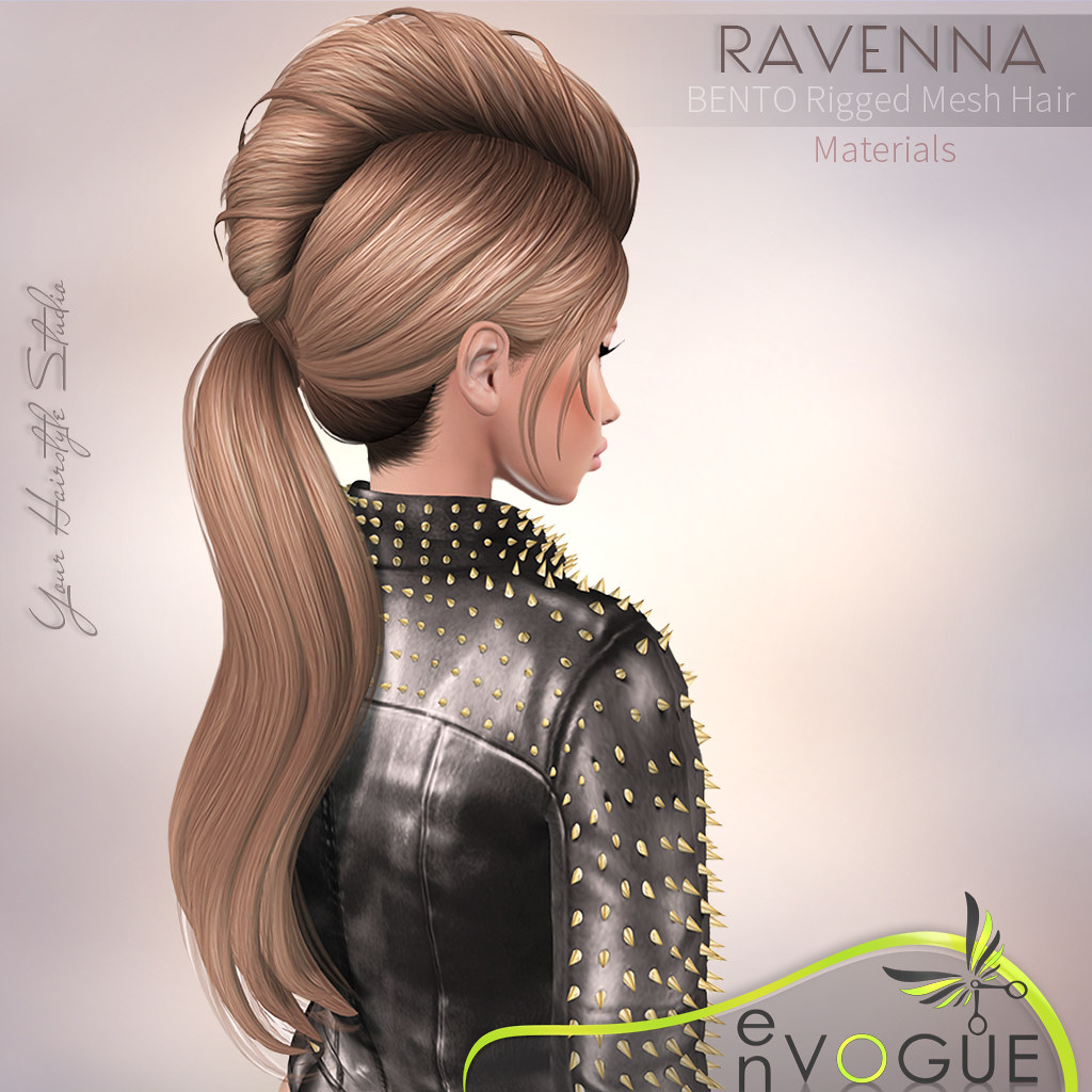 ● ❤️ ● enVOGUE – RAVENNA Hair – Bento ● ❤️ ●