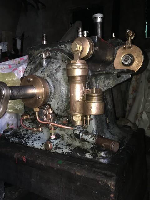 restauration - Restauration moteur ORESTE LUCIANI HP 6/8 48234616642_2bf9e42012_z
