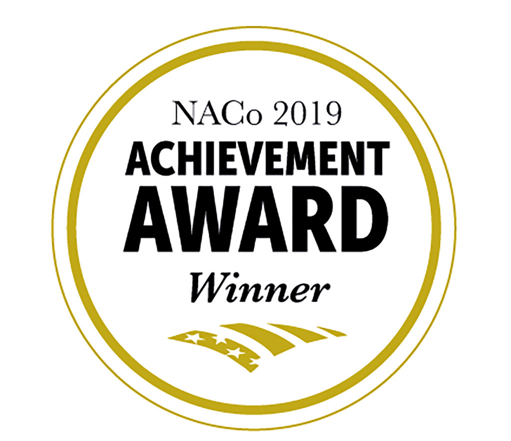 NACo 2019 Achievement Award Winner logo