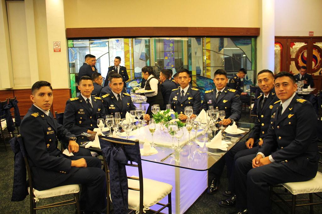 Visita cadetes ESMA