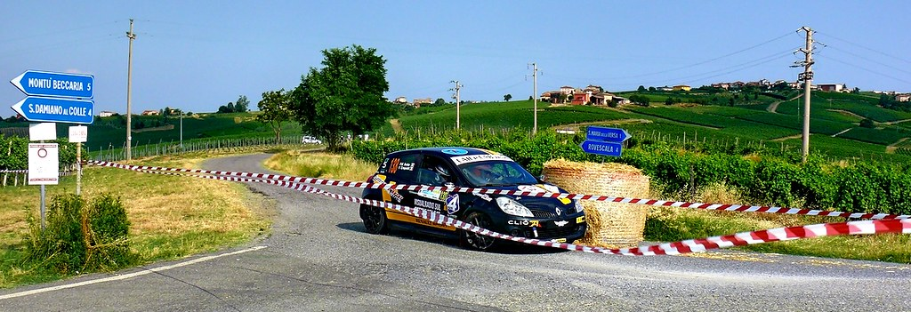 138 CREPALDI FEDERICO - BOTTO PIERO ERALDO RS 2.0 RENAULT CLIO RS
