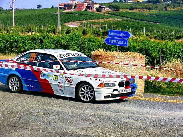 139 BIGNARDI ISABELLA - MIGLIORINI ELENA RS 2.0 BMW 318 IS