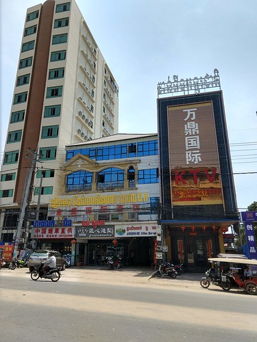 A changed Sihanoukville