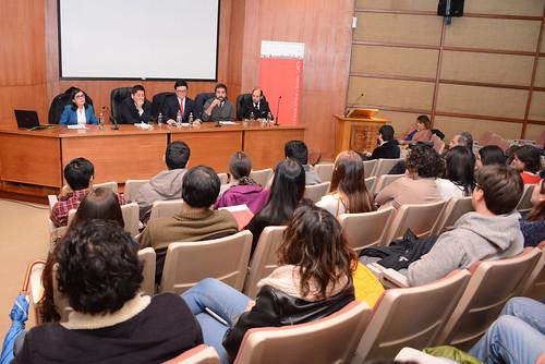"""Panel para estudiantes de Derecho UACh: """"Experiencias Salidas Profesionales"""""""