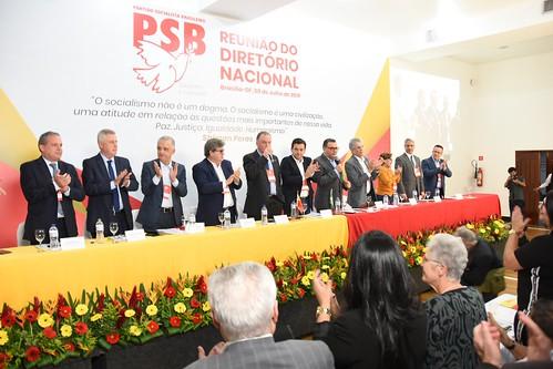 Reunião do Diretório Nacional sobre Reforma da Previdência - 8/7/2019