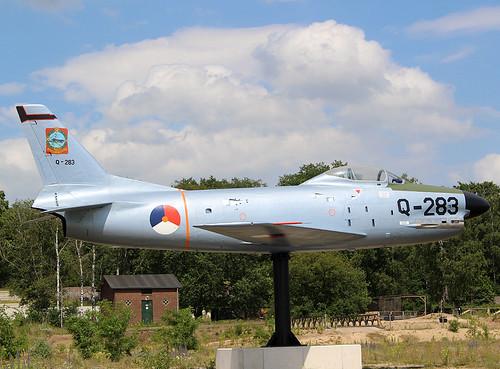 Q-283 F-86 Soesterberg 14-06-19