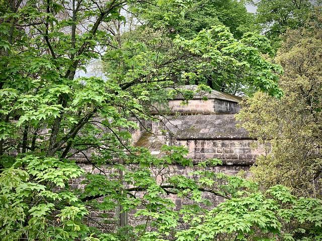 Nuremberg Castle walls