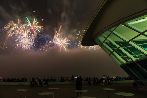 Haze - Foggy Lakefront MAM Fireworks-18