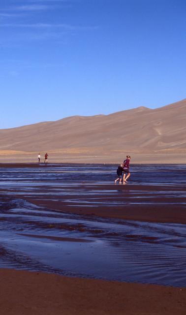 Great Sand Dunes National Park and Preserve (MINOLTA03-430)