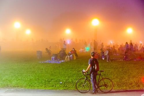 Fog Gazer