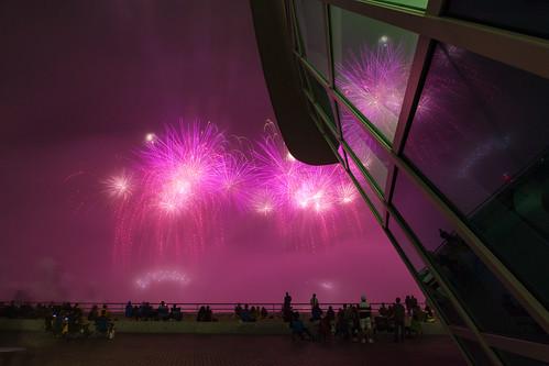 Magenta - Foggy Lakefront MAM Fireworks-16