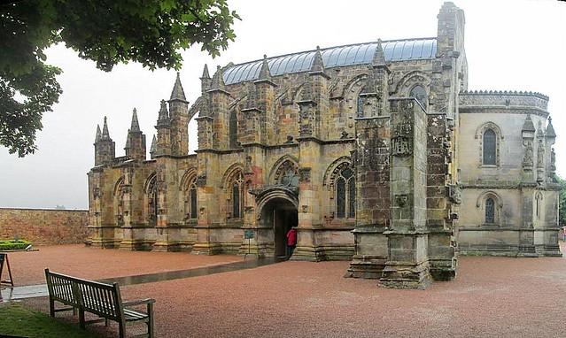 Rosslyn Chapel,Midlothian